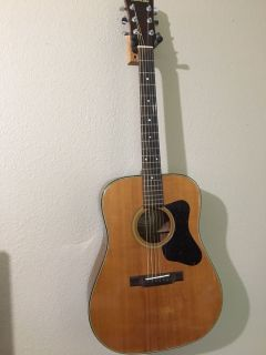 Madeira By Guild Vintage Acoustic