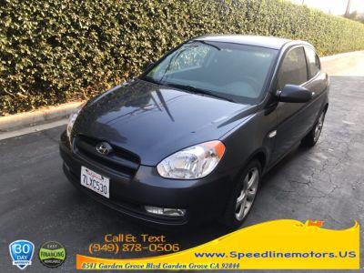 2007 Hyundai Accent GS (Charcoal Gray)