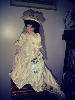 Dynasty Porcelain Doll