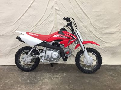 2018 Honda CRF50F Competition/Off Road Motorcycles Aurora, IL