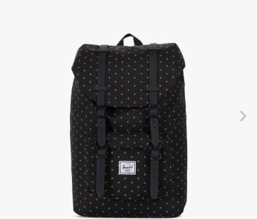 *Like New* Herschel Bag Little America | Mid-Volume with Laptop sleeve 13 -15