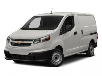 2015 Chevrolet City Express Cargo Van LT (Designer White)