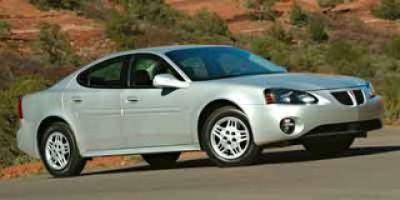 2004 Pontiac Grand Prix GT2 (Fusion Orange Metallic)