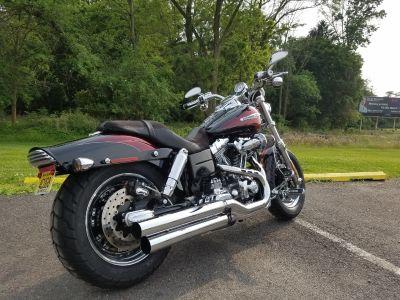 2009 Harley-Davidson FAT BOB CVO