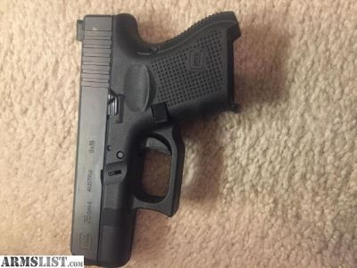For Sale: Glock 26 Gen4