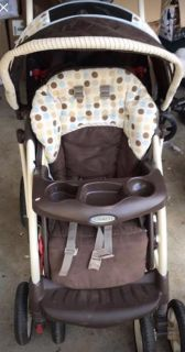 New Graco baby stroller