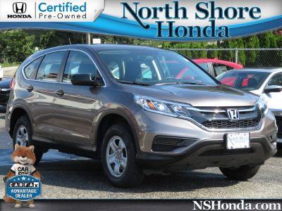 2015 Honda CR-V LX (gray)