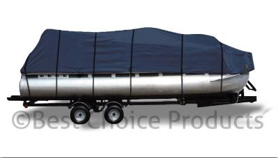 Purchase Pontoon Boat Cover 21'-24' Weather Proof 600D UV Waterproof Boat Cover New motorcycle in Rancho Cucamonga, California, US, for US $109.95