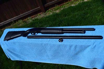 Mossberg 500A 12 gauge Shot Gun