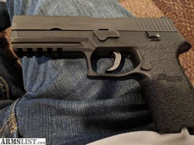 For Sale/Trade: Sig Sauer P250 9mm Full Size