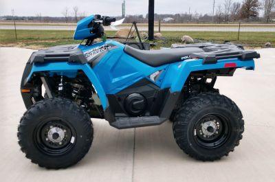 2018 Polaris Sportsman 450 H.O. Utility ATVs Ottumwa, IA