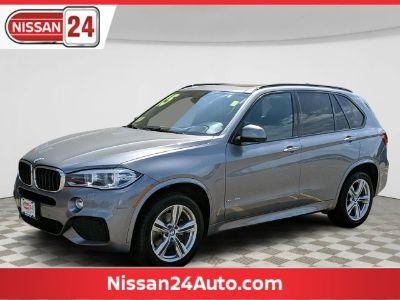 2015 BMW X5 xDrive35i (Space Gray Metallic)