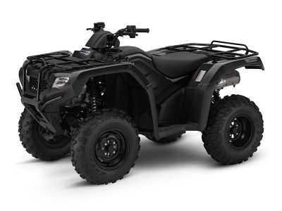 2017 Honda FourTrax Rancher 4x4 DCT IRS EPS Utility ATVs West Bridgewater, MA