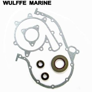 Sell Water Pump Timing Cover Seal Kit Mercruiser 165 170 190 470 488 3.7L 3.7LX motorcycle in Mentor, Ohio, United States, for US $56.99