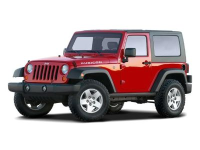2008 Jeep Wrangler Sahara (Black)