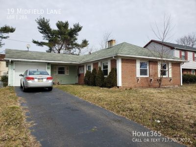 Charming 3 Bed / 2 Bath Home in Willingboro