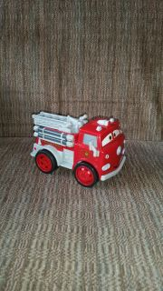"""Cars Radiator Springs """"Red"""" Fire Truck"""