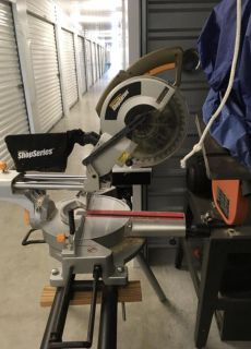 Rockwell Miter saw and Stand