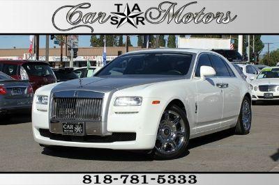 2012 Rolls-Royce Ghost 4dr Sdn