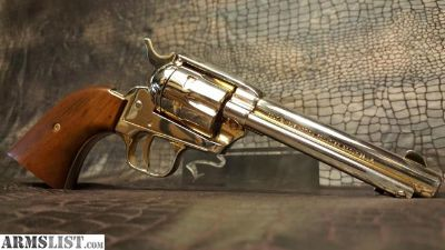 For Sale: Colt Single Action Frontier Scout 22LR Kansas Centenial USED
