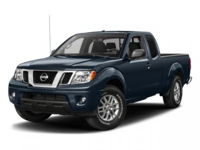 2017 Nissan Frontier XE (Magnetic Black)