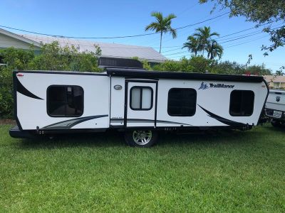 2015 TrailManor TrailManor 2922KS