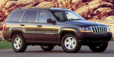 2001 Jeep Grand Cherokee Laredo (Red)