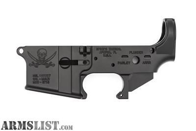 """For Sale: SPIKE'S TACTICAL AR15 """"CALICO JACK"""" MULTI CAL LOWER RECEIVER"""