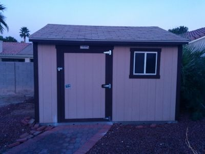 12X12 Tuff Shed For Sale. Excellent Condition