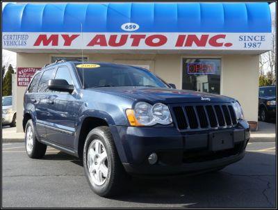 2009 Jeep Grand Cherokee Laredo (Modern Blue Pearl)