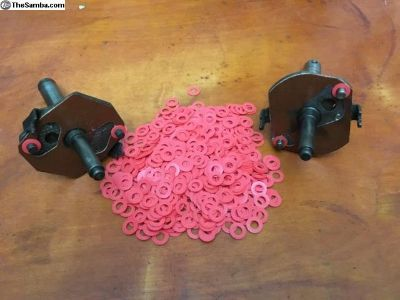 0.5 mm Thk Distributor Rebuilding Shims Pack of 2