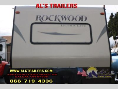 Used 2015 Forest River RV Rockwood Ultra Lite 2910Ts-travel trailer