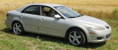 2008 Mazda Mazda6 i Sport (White)