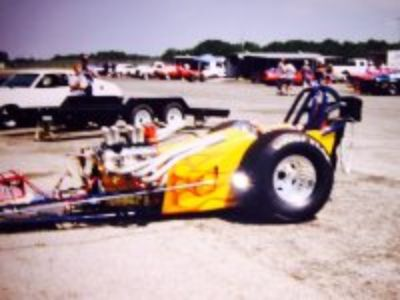 Dragster Headers
