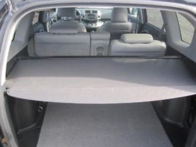 Sell 2006-2012 Toyota RAV4 4Door Retractable Rear Trunk Cargo Cover Grey Color motorcycle in Bluffton, Ohio, United States, for US $75.00