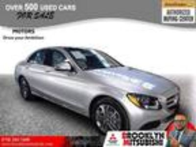 $26050.00 2015 Mercedes-Benz C-Class with 25386 miles!