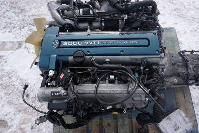 JDM TOYOTA SUPRA MK4 2JZGTE ENGINE 6SPEED GETRAG TRANSMISSIO