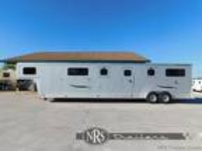 4 Horse Head to Head TrailerTrailers USA