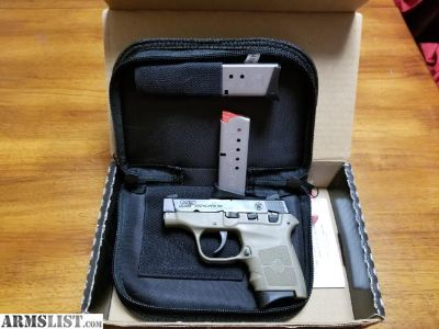 For Sale: S&W MP 380 bodyhuard