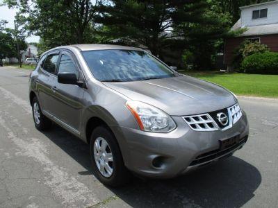 2012 Nissan Rogue S (Gray)