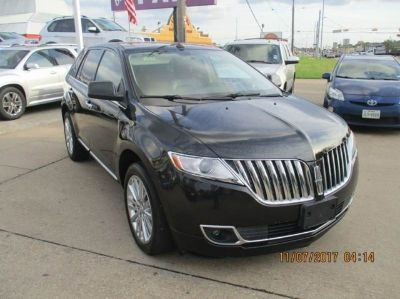 2011 Lincoln MKX Base 4dr SUV