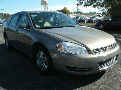2006 Chevrolet Impala 4dr Sdn LT 3.5L
