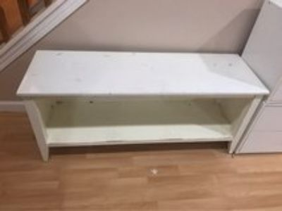 Window or bed bench storage