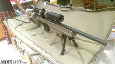 For Sale: Remington 700 SPS Tactical .308