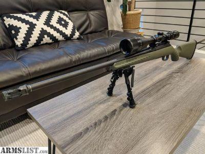 For Sale: Ruger American Predator 223 Scope/Bipod