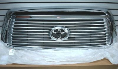 Find Toyota Tundra Limited Platinum Chrome Grille Genuine OE OEM motorcycle in Bloomington, Indiana, US, for US $299.00