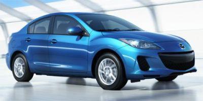 2013 Mazda Mazda3 i Touring (Gray)