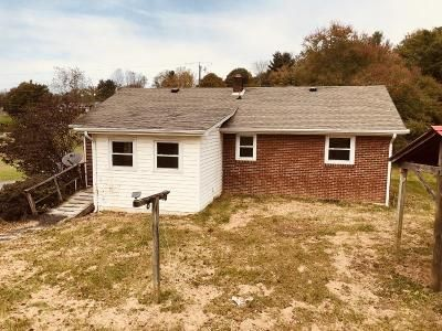 3 Bed 1 Bath Foreclosure Property in Marion, VA 24354 - Beasley Ln