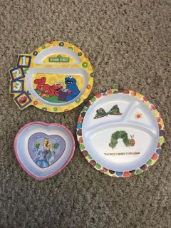 Kids Dishes
