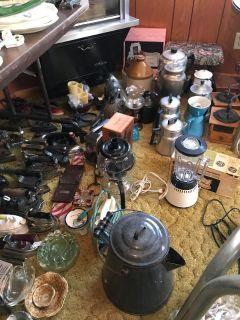 Richfield Estate sale packed